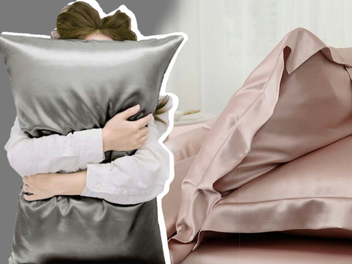 What's the Deal with Silk Pillow Cases? All the Benefits You Need to Know