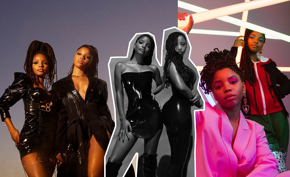 Ungodly Hour – Chloe x Halle courtesy of Twitter, The Guardian, Nylon