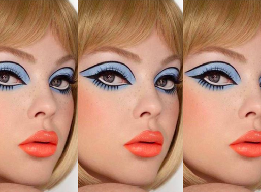 Ten Easy-To-Achieve Halloween Make-Up Looks: Even If It's Just For Your Bubble To See