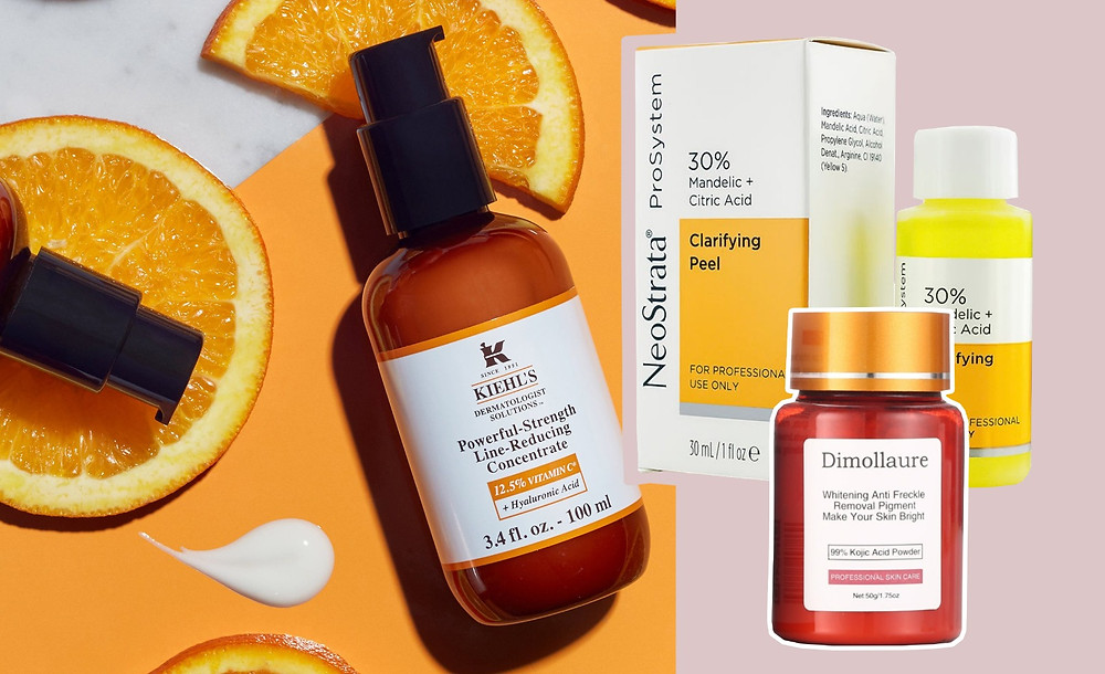 Kiehls, NeoStrata, Dimollaure, via Cult Beauty