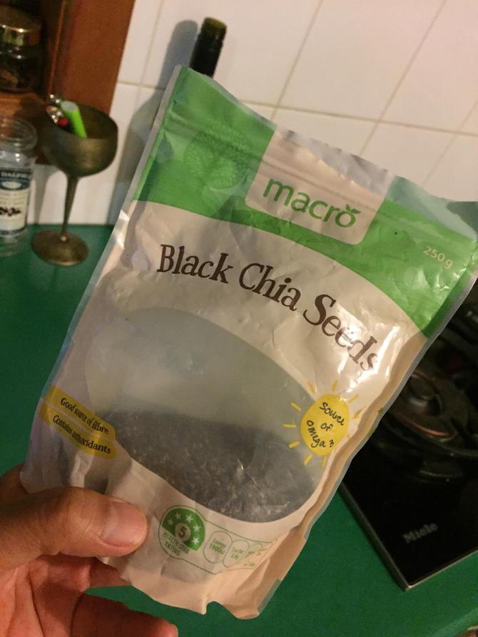 Benefits of Chia Seeds  / 栄養満点のチアシード!!