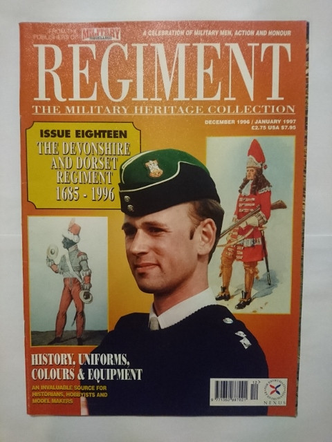 e1bb9044a5e1 Regiments  Military Heritage Collection  18  Devonshire   Dorset Reg.