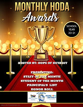 Copy of AWARDS RED CARPET FLYER - Made w