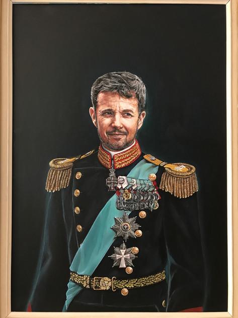 HKH Kronprins Frederik