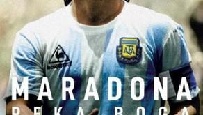 """Maradona. Ręka Boga"" Jimmy Burns"