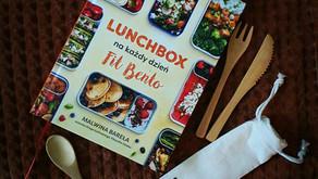 """""""Lunchbox na każdy dzień. Fit Bento"""" Malwina Bareła"""
