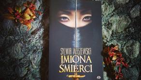 """""""Imiona śmierci"""" Sylwia Waszewska"""