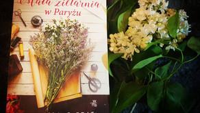 """Mała zielarnia w Paryżu"" Donatella Rizzati"