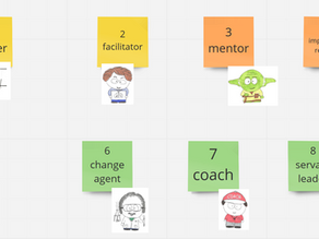 A Scrum Master mentoring experiment