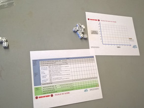 Technical debt and the Dice of Debt game