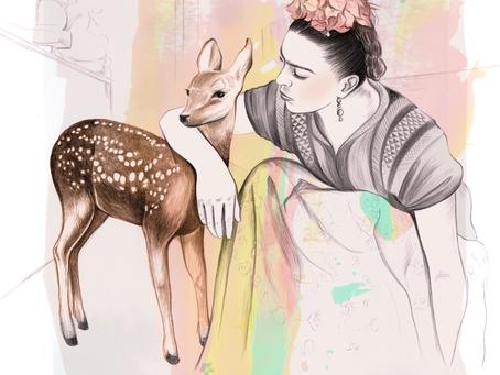 Frida - a love story
