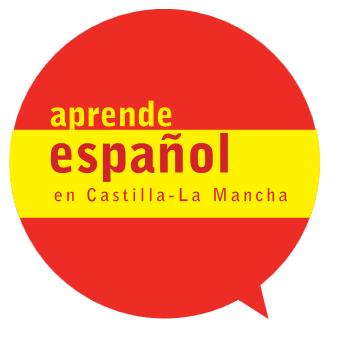Logo de cursos de español en Castilla La Mancha