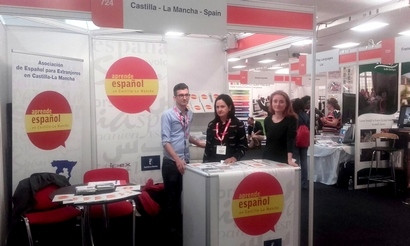 Castilla-La Mancha promueve el sector del Turismo Idiomático en Europa con el IPEX