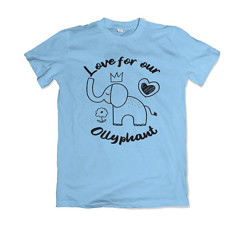 Love for Our Ollyphant