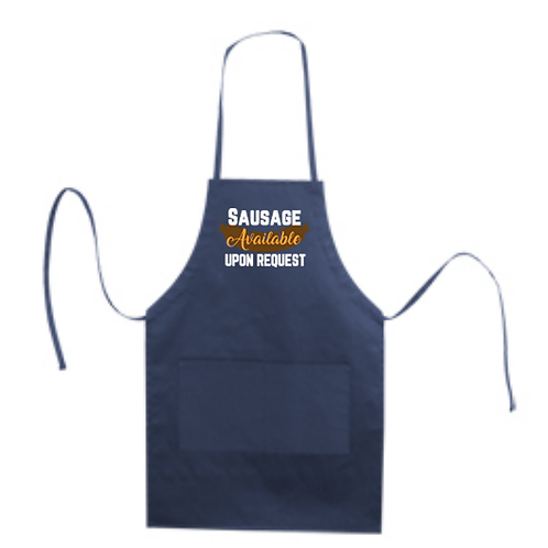 Sausage Available Apron