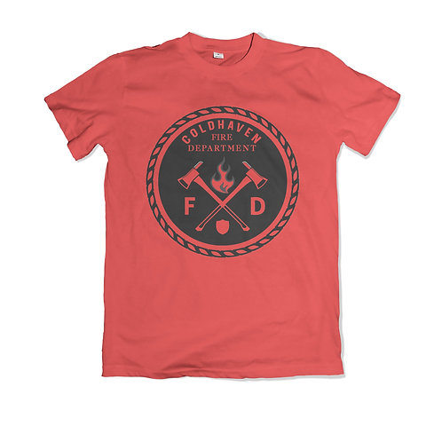 Coldhaven Fire Department TShirt