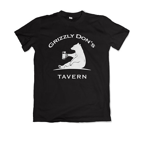 Grizzly Don's Tavern Shirt