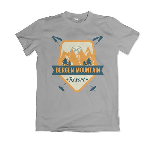 Bergen Mountain Distressed