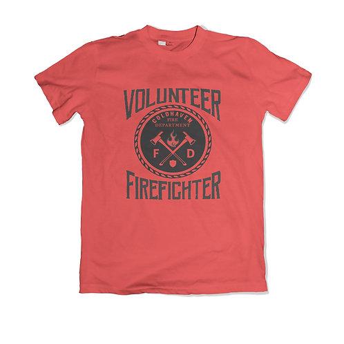 Volunteer Firefighter Tshirt