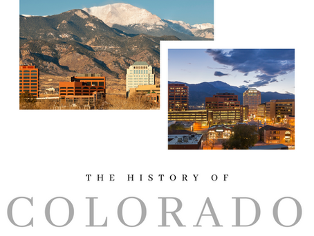 The History of Colorado Springs