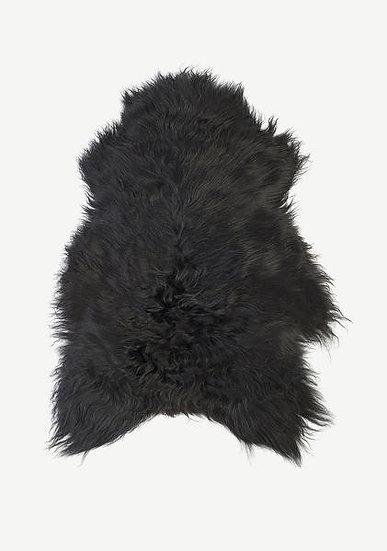Icelandic Sheepskin - Black