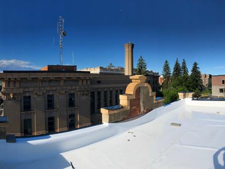 Rooftop Masonry