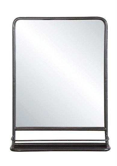 Vintage Mirror & Shelf