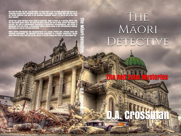 ChristchurchQuake: TheRedZone... https://www.thrillerwriter.org