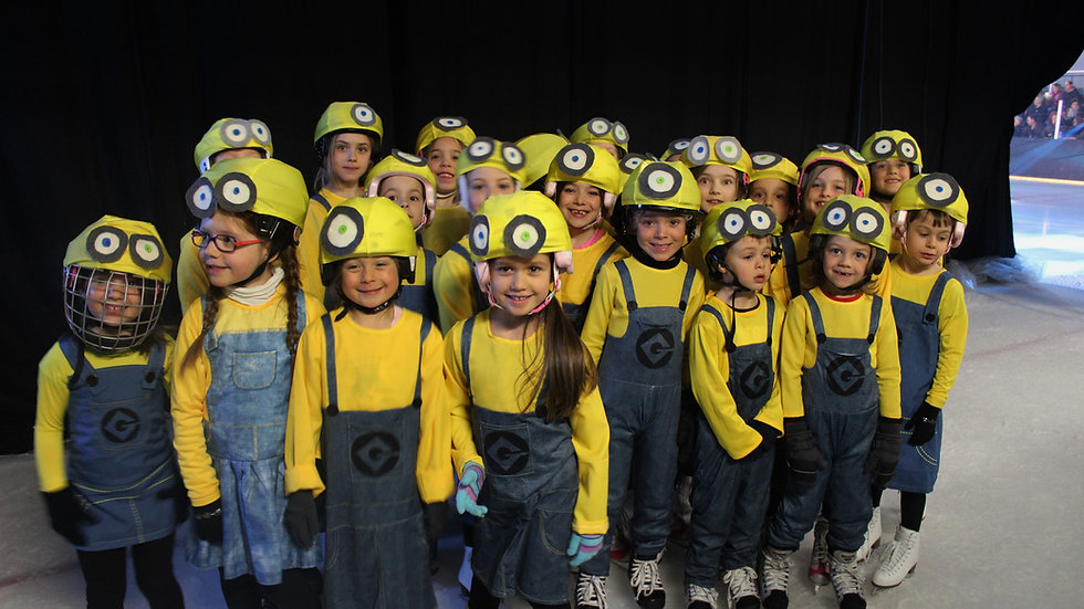 Costumes Minions