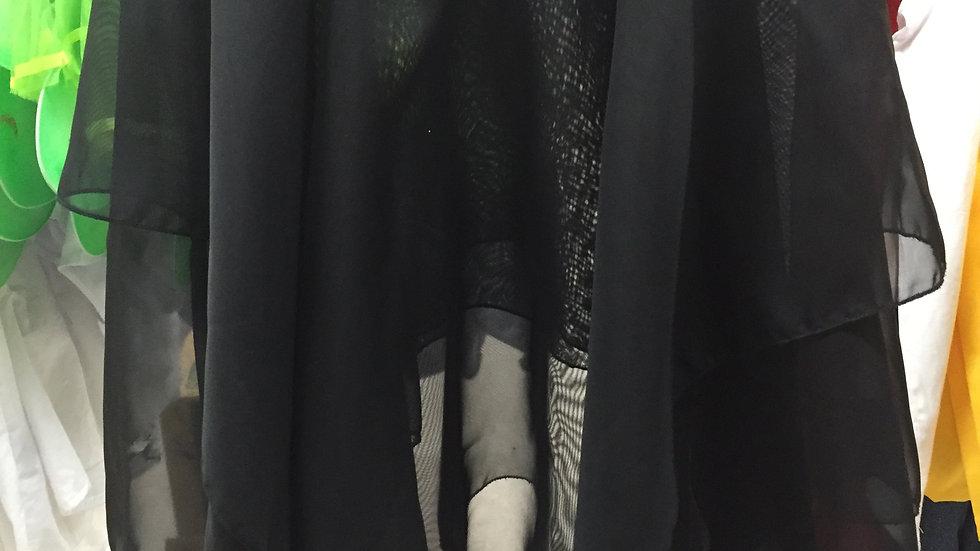 Jupe noir quantité 12 grandeur petit a grand