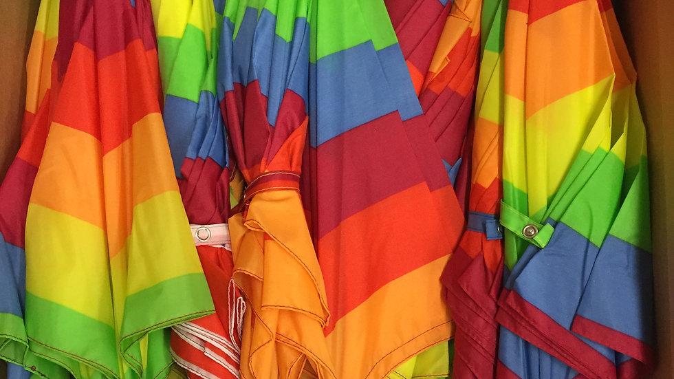 Parapluie colorée quantité 28