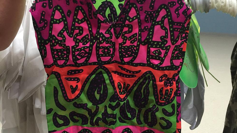 costume camisole colorer quantité 4 grandeur 12-14