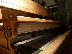 Elpan šildymo sistema Šiluvos bazilikoje