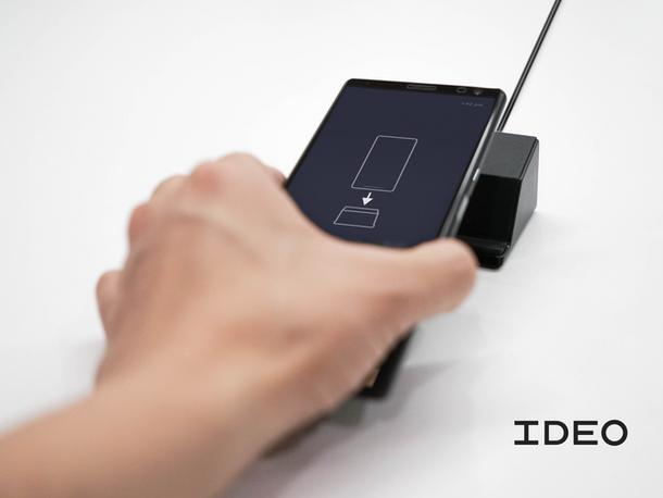 SMART MEETING UX_IDEO