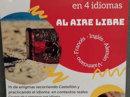 Escape Game en Castelló!
