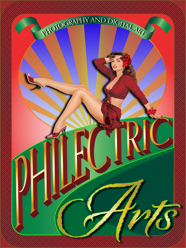 Philectric Arts Logo Page