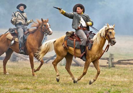 Confederate Calvary
