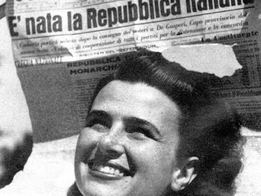 Buon compleanno Repubblica Italiana!
