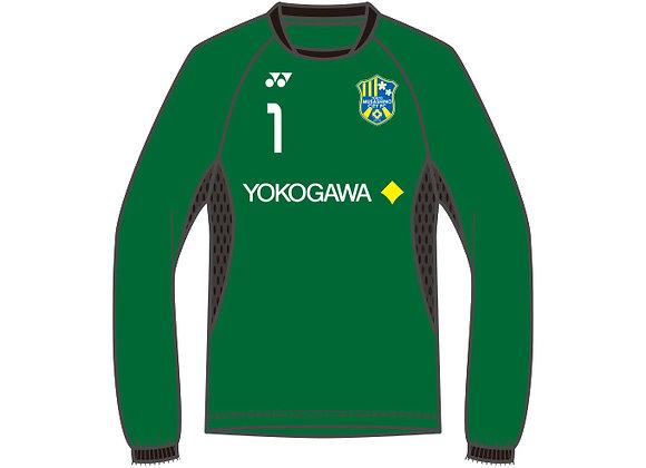 ジュニアGK長袖ゲームシャツ FWGK10J