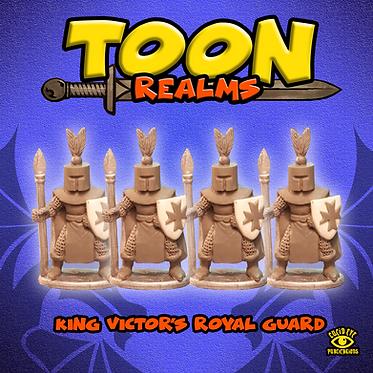 King Victor's Royal Guard