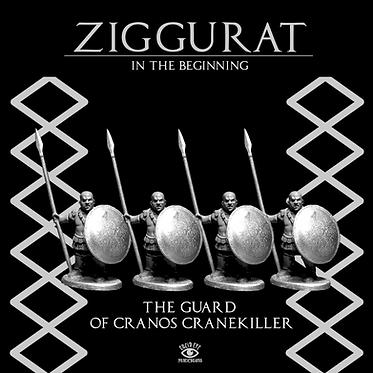 The Guard of Cranos Cranekiller