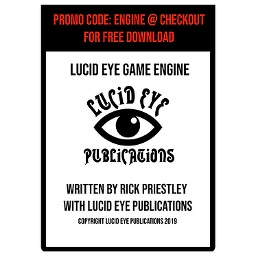 Lucid Eye Game Engine