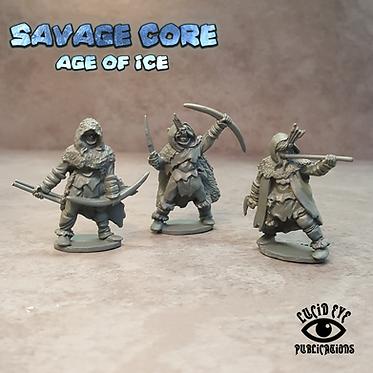 Age of Ice Amazons 2