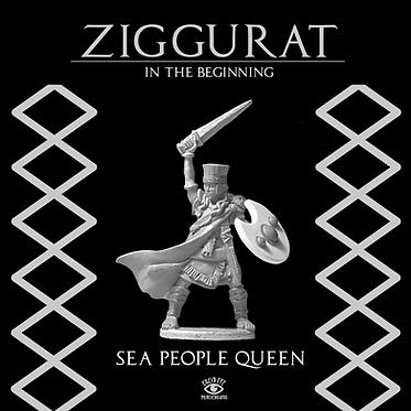 Sea People Queen