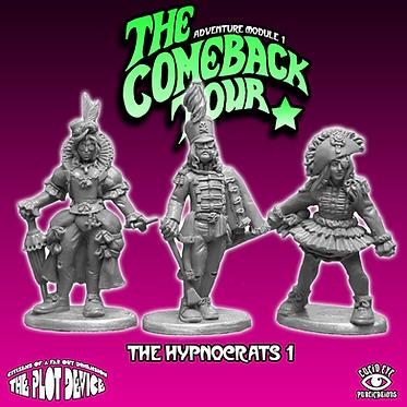 The Hypnocrats 1