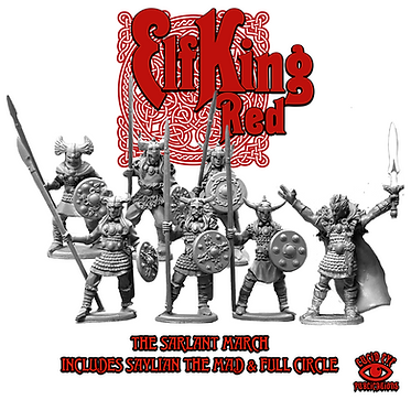 The Sarlant March - Elf King Red Full Circle Deal