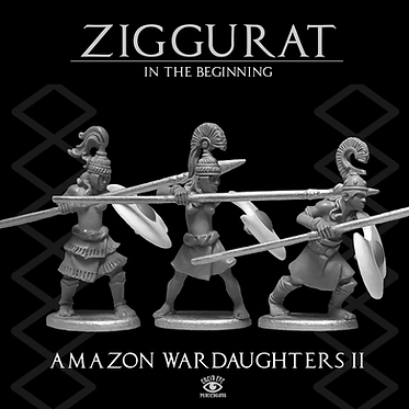 Amazon Wardaughters 2