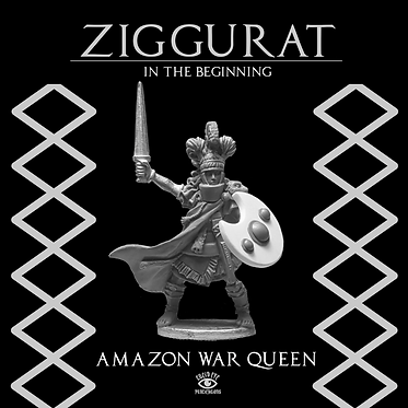 Amazon War Queen