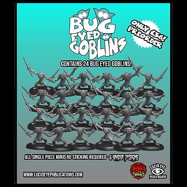 Bug Eyed Goblins Set