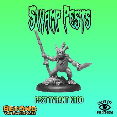 Pest Tyrant Krod